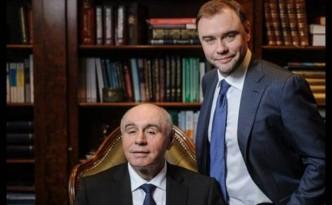 Глеб Загорий и отец